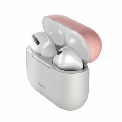 Baseus Silica Tok rózsaszín-szürke Apple Airpods Pro