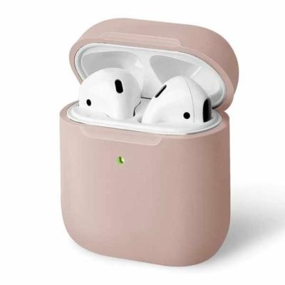 UNIQ Lino tok rózsaszín AirPods 2 / AirPods 1