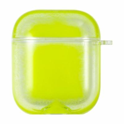 Kingxbar Galaxy fluoreszkáló tok zöld Apple AirPods 2 / 1