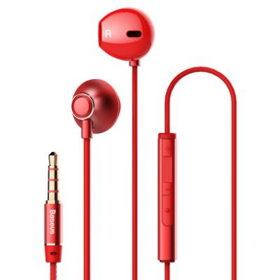 Baseus Encok H06 Lateral piros fülhallgató