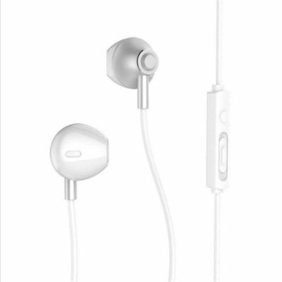Remax RM-711 ezüst fülhallgató