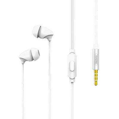 Remax In-line fehér fülhallgató