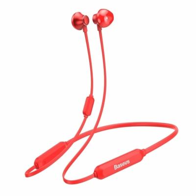 Baseus S11A Encok Neklace Wireless piros fülhallgató