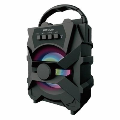 Proda Xunshen portable wireless Bluetooth fekete