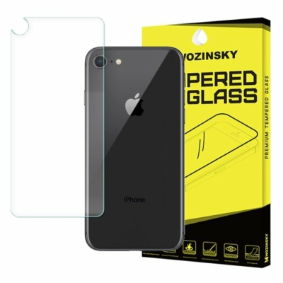 WOZINSKY Tempered Glass 9H PRO+ üvegfólia iPhone SE 2020 / 8 / 7