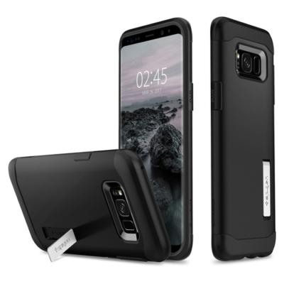 Spigen Rugged Armor Galaxy S8 Plus Fekete