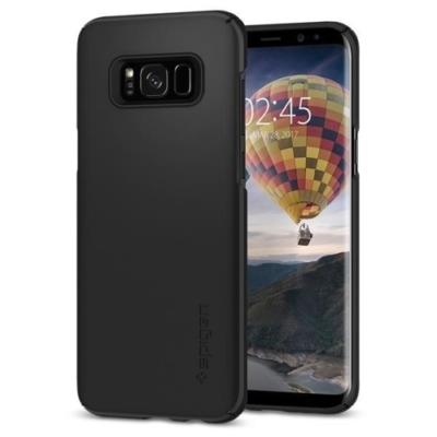 Spigen Thin Fit Galaxy S8 Fekete
