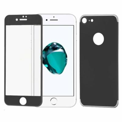 WOZINSKY Tempered Glass Edge to Edge iPhone 7 szürke