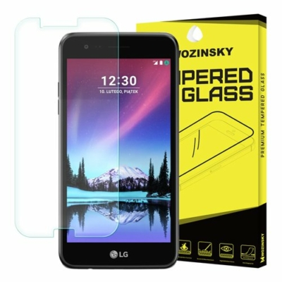 WOZINSKY Tempered Glass 9H PRO+ üvegfólia LG K4 2017