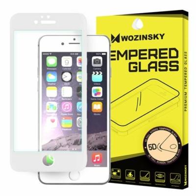 Wozinsky PRO+ Tempered Glass 5D  iPhone 6S  / 6 fehér