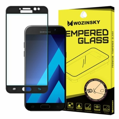 Wozinsky PRO+ Tempered Glass 5D Samsung Galaxy A3 2017 A320 fekete
