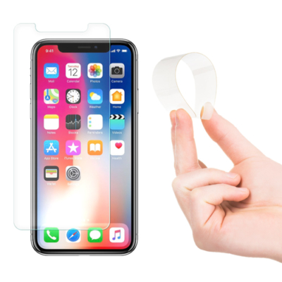 Wozinsky Nano Flexi Glass Hybrid Screen Protector üvegfólia iPhone 11 Pro / iPhone XS / iPhone X