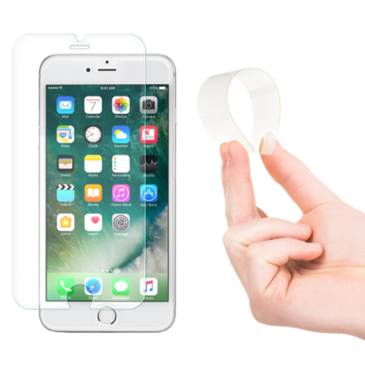 Wozinsky Nano Flexi Glass Hybrid Screen Protector üvegfólia iPhone 8 Plus / 7 Plus