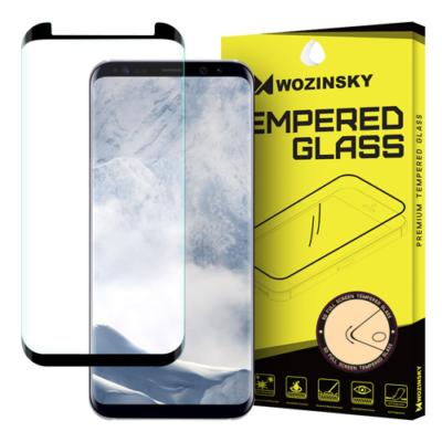 Wozinsky Tempered Glass 3D üvegfólia Samsung Galaxy S8 Plus