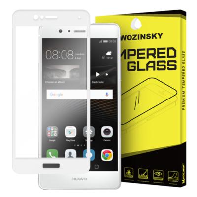 Wozinsky Full Screen super üvegfólia Huawei P9 Lite fehér