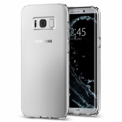 Spigen Liquid Crystal Galaxy S8 Plus