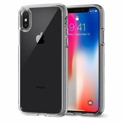 Spigen Ultra Hybrid iPhone X / XS átlátszó