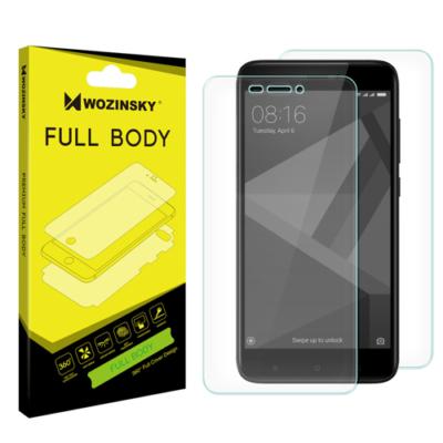 Wozinsky Full Body hydrogel Self-Repair 360° üvegfólia Xiaomi Redmi 4