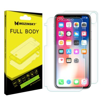 Wozinsky Full Body hydrogel Self-Repair 360° üvegfólia for iPhone XS / X