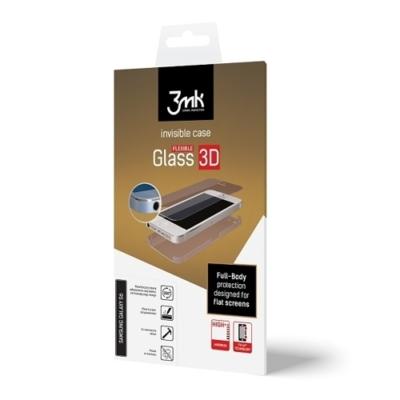 3MK FlexibleGlass 3D üvegfólia iPhone SE 2020 / iPhone 8 / iPhone 7