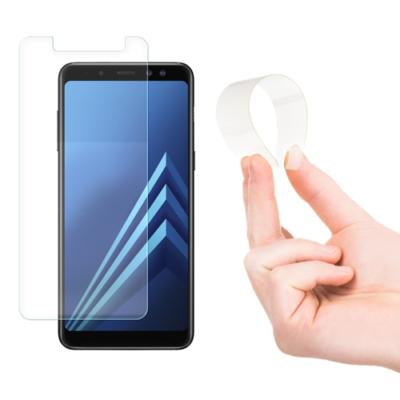 Wozinsky Nano Flexi Glass Hybrid Screen üvegfólia Samsung Galaxy A8 2018