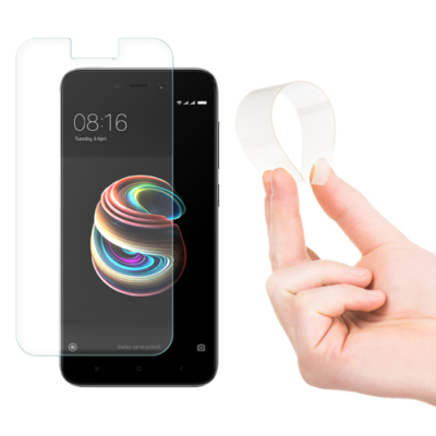 Wozinsky Nano Flexi Glass Hybrid Screen üvegfólia Xiaomi Redmi 5A