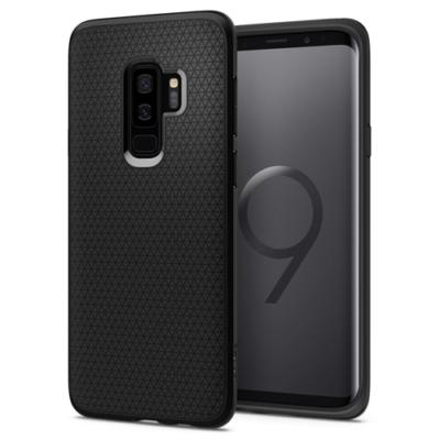 Spigen Liquid Air tok Galaxy S9 Plus matt fekete