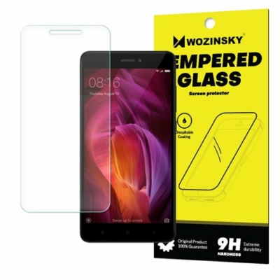 Wozinsky Tempered Glass 9H Screen Protector üvegfólia Xiaomi Redmi Note 4 / Redmi Note 4X