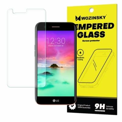 Wozinsky Tempered Glass 9H Screen Protector üvegfólia LG K10 2017 M250