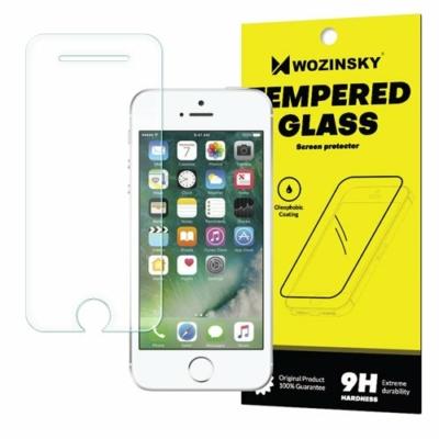 Wozinsky Tempered Glass 9H Screen Protector üvegfólia iPhone SE / 5S / 5