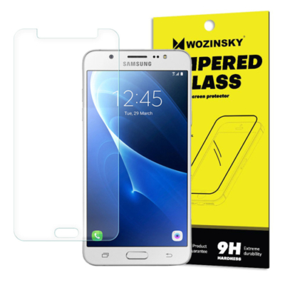 Wozinsky Tempered Glass 9H Screen üvegfólia Samsung Galaxy J5 2016 J510
