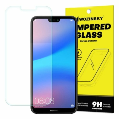 Wozinsky Tempered Glass 9H Screen üvegfólia Huawei P20 Lite