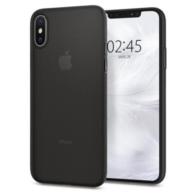 Spigen iPhone X/XS Airskin Black Case