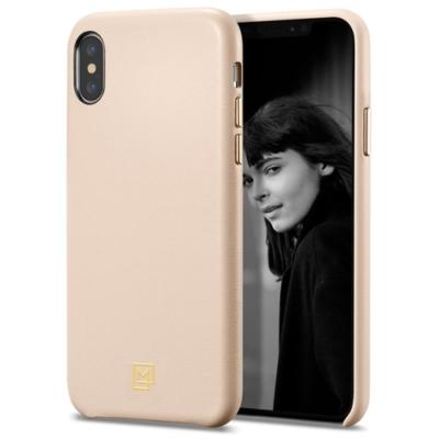 Spigen La Manon rózsaszín iPhone X / XS
