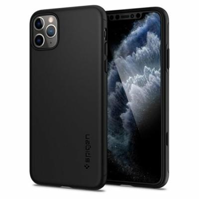 Spigen Thin Fit 360 fekete iPhone 11 Pro Max