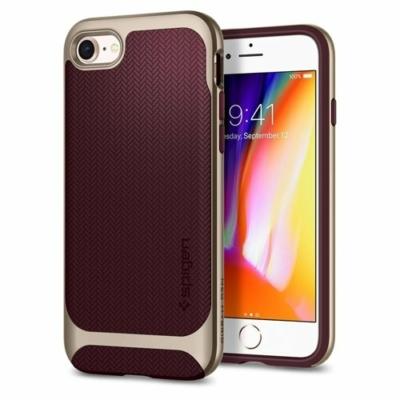 Spigen Neo Hybrid burgundi iPhone 7 / 8 / 2020 SE