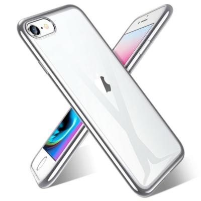 ESR iPhone 7/8 Protective Silver Case