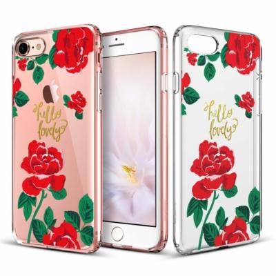 ESR Art rózsás tok iPhone 7 / 8
