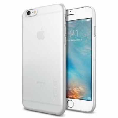 Spigen Airskin átlátszó iPhone 6 / 6S