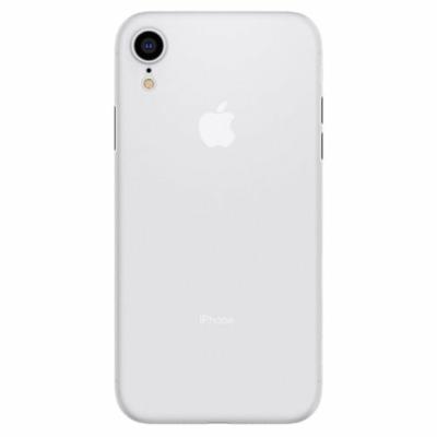 Spigen Air Skin átlátszó iPhone XR