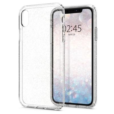 Spigen Air Skin glitter iPhone XR