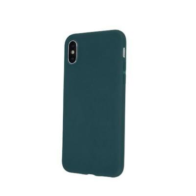 Best Future sötétzöld bőr tok iPhone XR