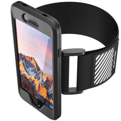 Supcase Sport armband fekete iPhone 7 / 8