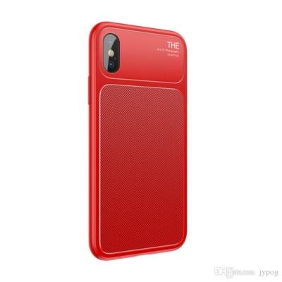 Baseus Knight case piros iPhone 7 / 8