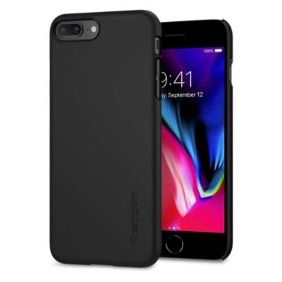 Spigen Thin Fit iPhone 7 Plus / 8 Plus fekete