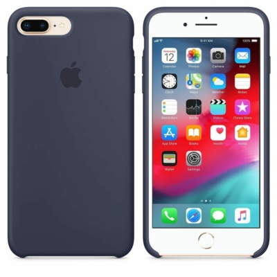 Apple kék tok iPhone 8 Plus