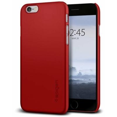 Spigen Thin Fit iPhone 6 / 6S piros