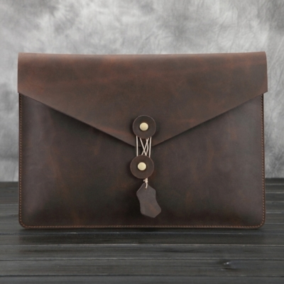 "Tech Protect Leather MacBook Air / Pro 13"" Brown"