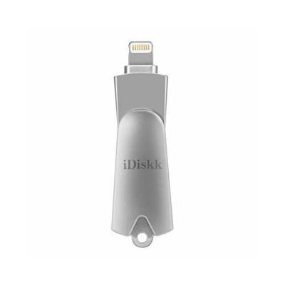 iDiskk USB 2.0 Lightning Card Reader