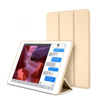 Tech Protect  Smartcase iPad Air 2 Gold